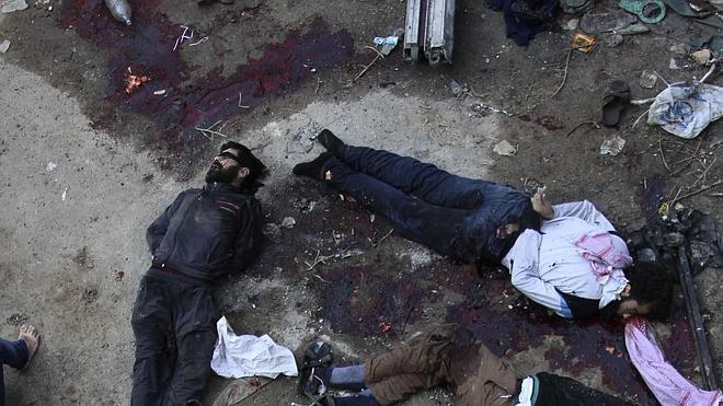 El Estado Islámico ha ejecutado a casi 2.000 sirios desde que instauró su Califato