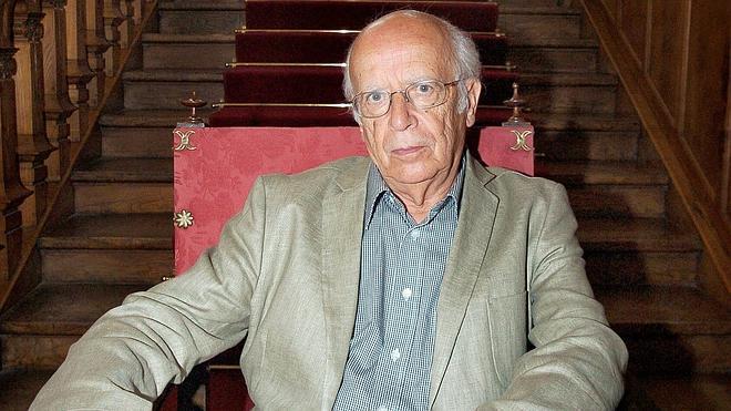 El filósofo Emilio Lledó gana el Premio Nacional de las Letras