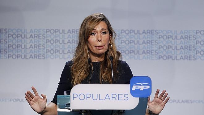 Sánchez-Camacho, tras la invitación de Mas a Rajoy: «Ni son las formas ni es el momento»