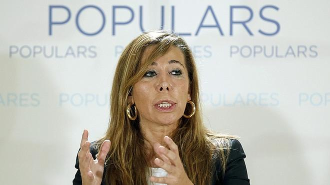 Camacho rechaza a quienes se oponen a la presentación de una querella a Mas