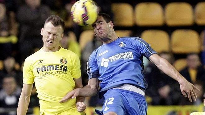 El Villarreal rompe su mala racha ante el Getafe