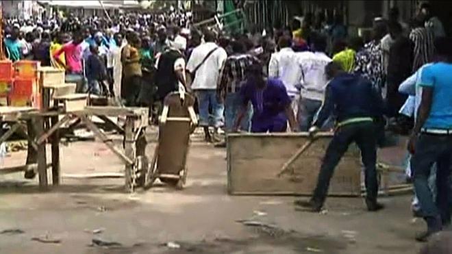Más de 45 muertos en un doble atentado en Nigeria