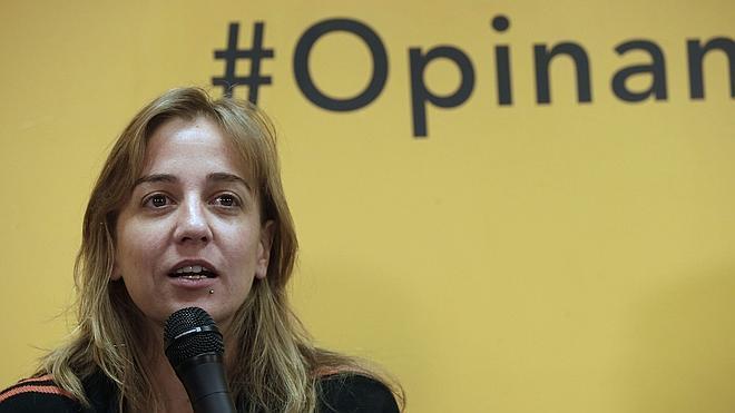 Tania Sánchez asegura que no ha adjudicado ningún contrato en Rivas