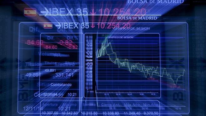 Rebote en Europa: El Ibex recupera los 10.700 puntos