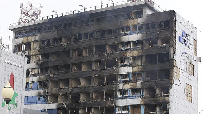 Mueren diez policías y nueve guerrilleros en una operación antiterrorista en Chechenia
