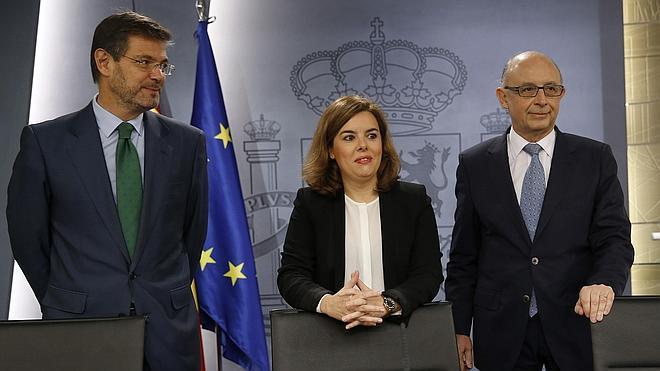 El Gobierno rechaza de nuevo la reforma constitucional del PSOE