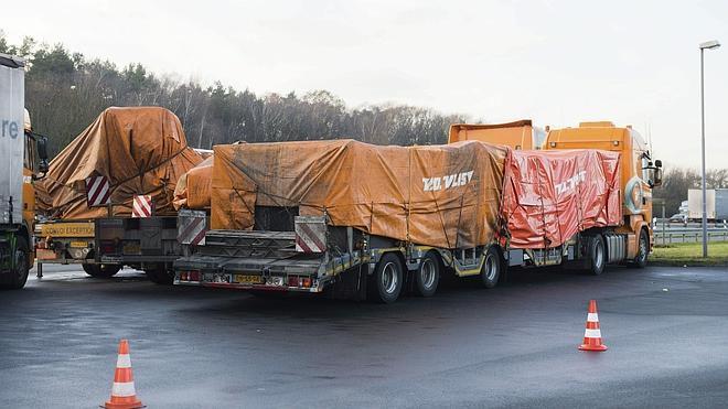 El fuselaje del MH17 llega mañana a Holanda para ayudar a reconstrucción