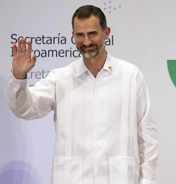 7104c79c9 El Rey Felipe VI durante la clausura del X Encuentro Empresarial  Iberoamericano.