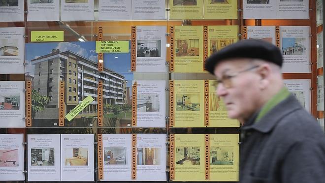 El precio de la vivienda sube un 0,3% y encadena dos trimestres al alza