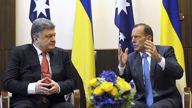 Australia y Ucrania dialogan sobre el derribo del MH17 y cooperación nuclear