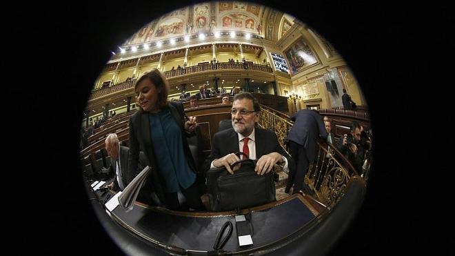 Rajoy: «Procuraré portarme mejor»