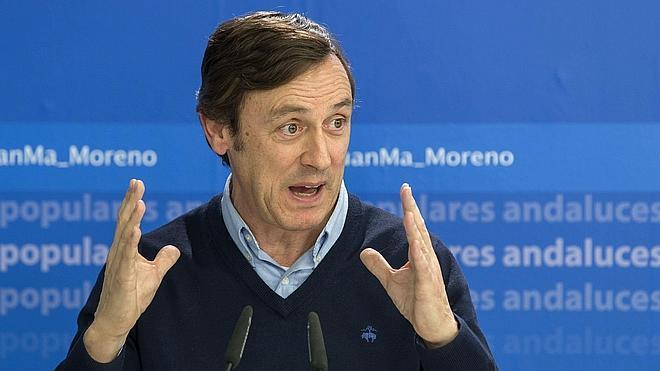 Hernando cree que Podemos puede llevar a España «al desastre»
