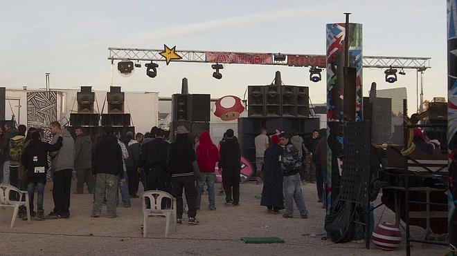El organizador de la 'rave' en Valencia podría ser multado con hasta 90.000 euros