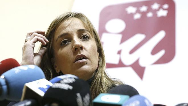 Tania Sánchez asegura que no sabía que su hermano era administrador de la cooperativa Aúpa