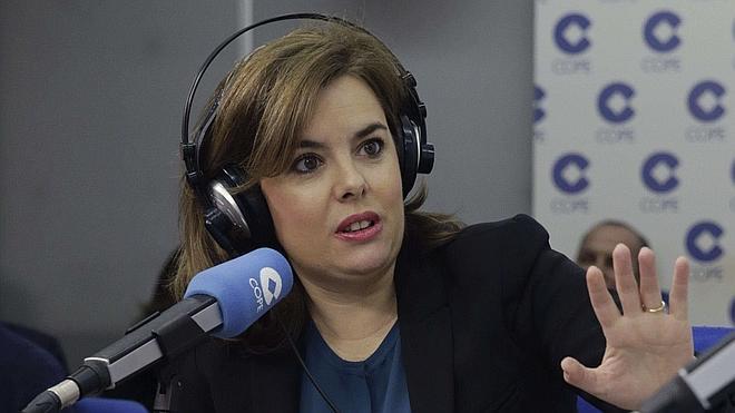 Santamaría: «No me gustaría ser presidenta del Gobierno»