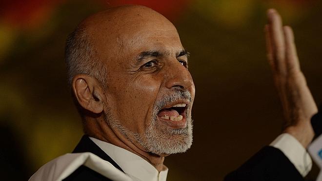 Ghani designa a los miembros de su gabinete tres meses después de su investidura