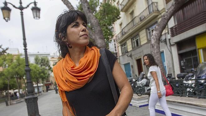 Teresa Rodríguez lidera la lista unitaria a la dirección de Podemos en Andalucía