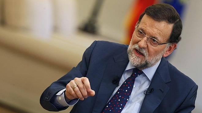 Rajoy aleja la opción de Sáenz de Santamaría para las municipales