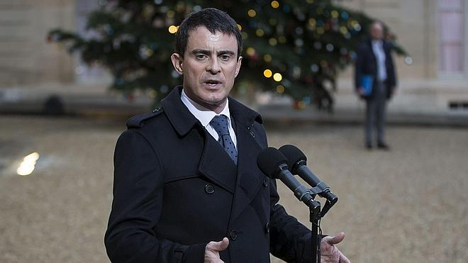 Valls dice que en Francia hay un «apartheid territorial, social, étnico»