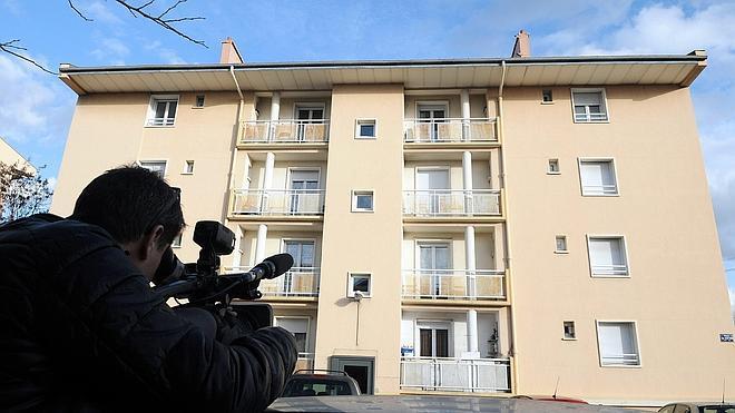 Detenidos en Francia cinco chechenos acusados de preparar un atentado