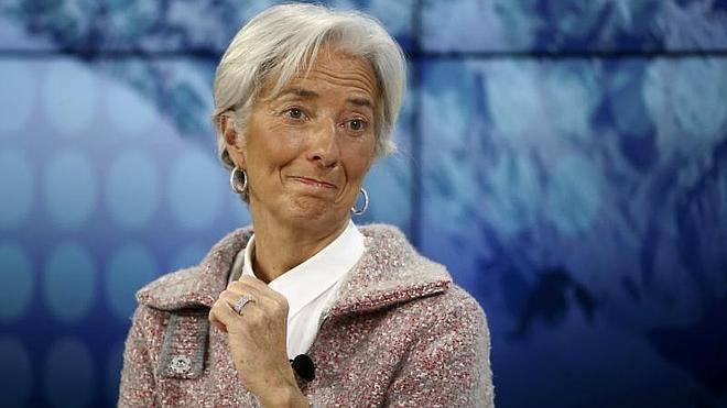 Lagarde: «El programa del BCE no es suficiente para reactivar la economía europea»