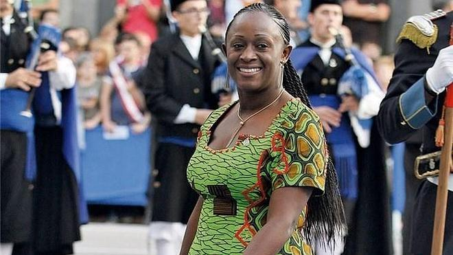 Caddy Adzuba, la voz de las mujeres del Congo