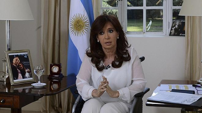 Cristina Fernández: «A mí no me van a extorsionar con denuncias»