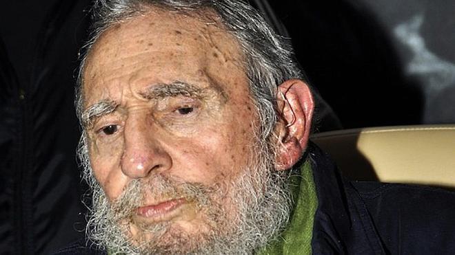 Fidel Castro: «No confío en EE UU ni he intercambiado una palabra con ellos»