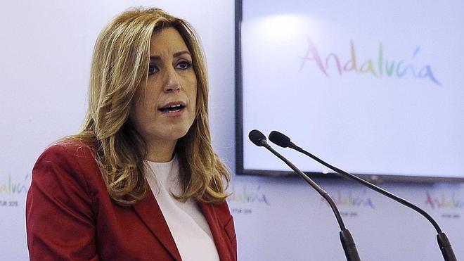 Díaz: «No podía imaginar que iban a chillar tanto por darle voz a los andaluces»