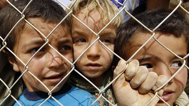 Uno de cada diez niños viven en zonas afectadas por conflictos armados