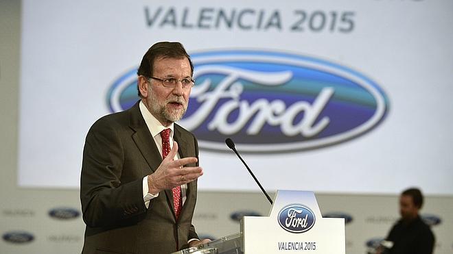 Rajoy expresa su orgullo por las previsiones de la Comisión para España