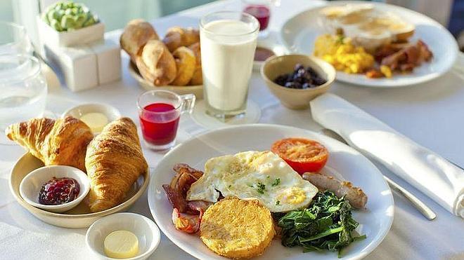 Desayunar en el hotel, más allá del bufé