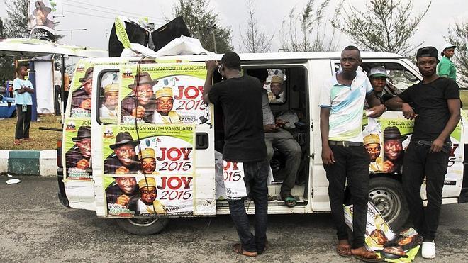 Nigeria aplaza por motivos de seguridad las elecciones