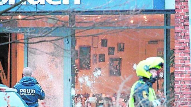 La Policía danesa considera el tiroteo de Copenhague como «ataque terrorista»