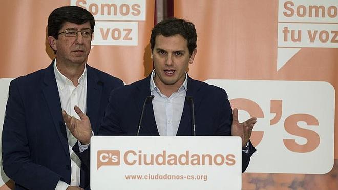 Albert Rivera se disculpa por su «metáfora» de enseñar a pescar en Andalucía