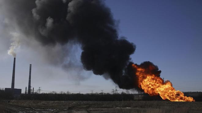 Kiev sufre un duro revés con la pérdida de la estratégica Debáltsevo