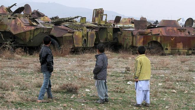 Las víctimas civiles en Afganistán aumentan un 22% en 2014 y alcanzan niveles récord