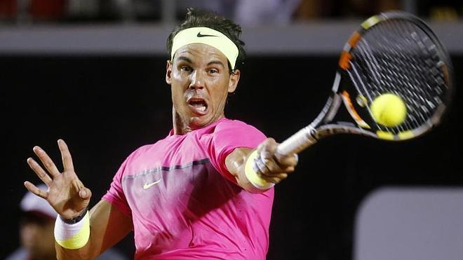Nadal cae en semifinales de Rio ante Fognini