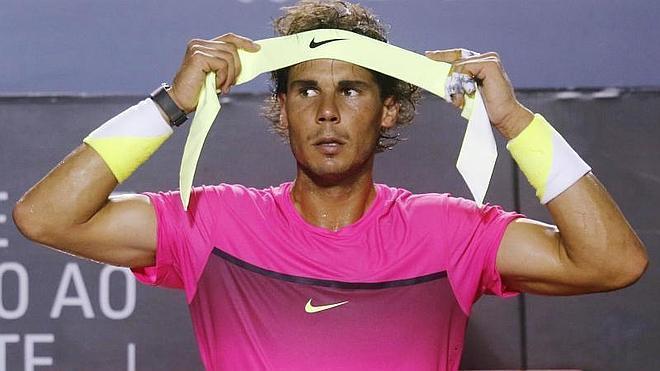 Nadal cae al cuarto puesto en la ATP