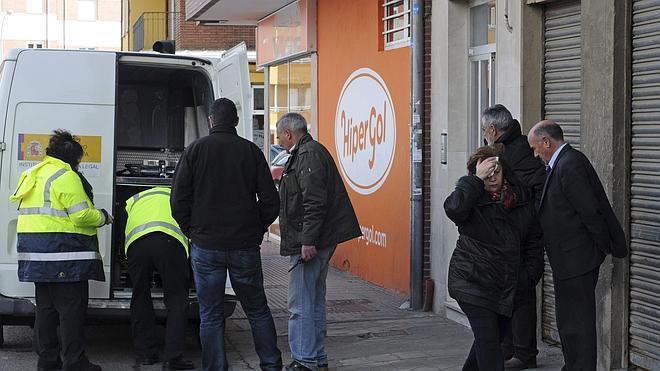 Detenido el hijo de la mujer hallada muerta ayer en León