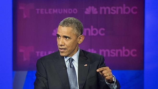 Obama pide a los latinos que castiguen en las urnas a los republicanos