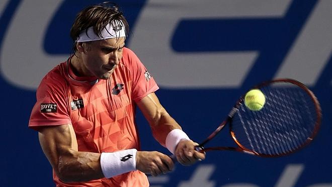 David Ferrer avanza a semifinales en Acapulco