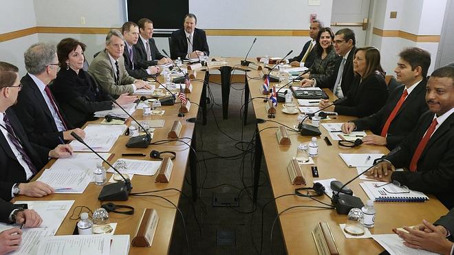 Cuba y EE UU acercan posiciones para el funcionamiento de las futuras embajadas