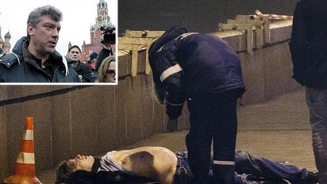 El Kremlin ve en la muerte de Nemtsov un «intento de desestabilización»