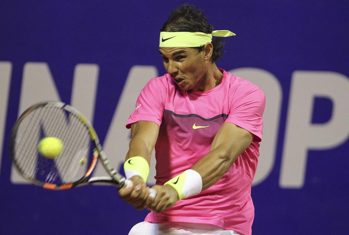 Nadal, finalista en Buenos Aires