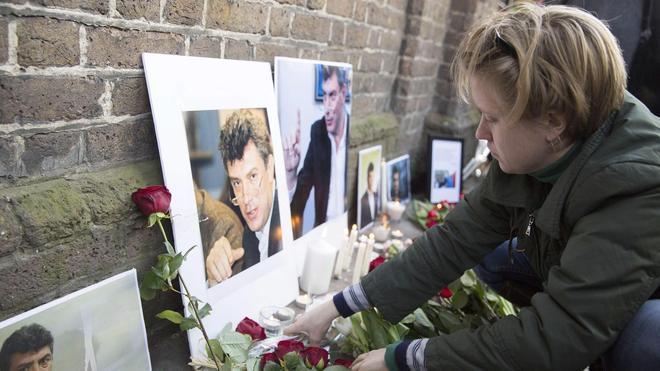 Rusia denuncia los intentos de usar el asesinato de Nemtsov con fines políticos