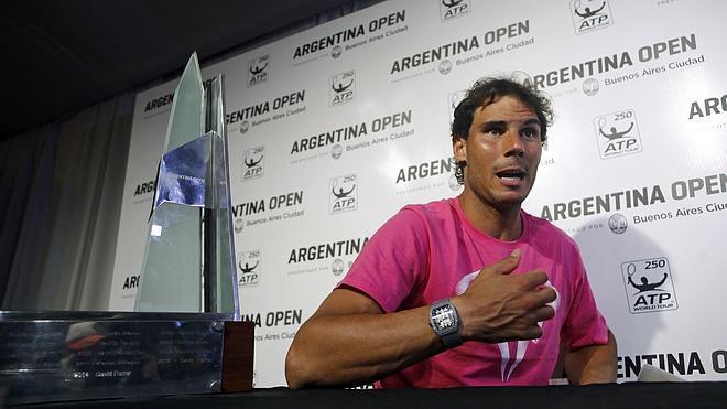 Rafael Nadal y David Ferrer se impulsan en Latinoamérica