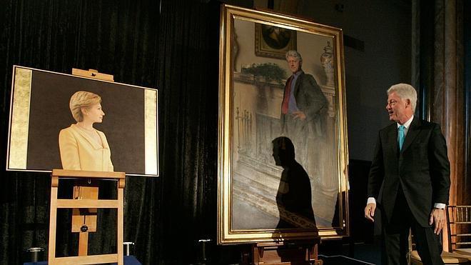 La sombra de Lewinsky sigue acechando a Bill Clinton