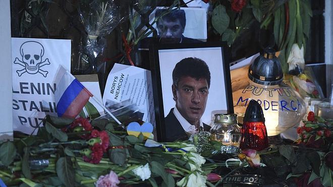 Putin dice que el asesinato de Nemtsov fue «políticamente motivado»