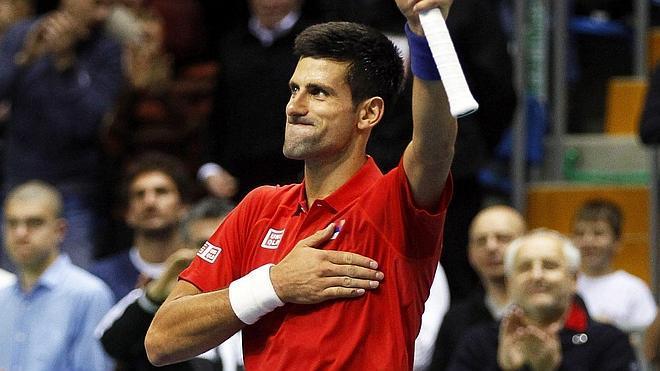 Djokovic elogia que los serbios aplaudieran el himno croata